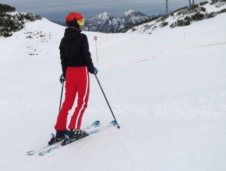Review Protest skibroek Sanca, softshell skibroek voor dames