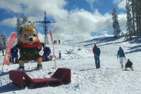 Skigebied Radstadt voor kinderen