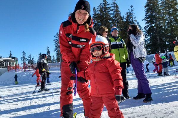 Van 'nog nooit geskied' naar skileraar in slechts 2 weken