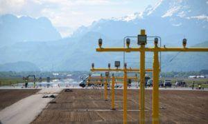 Vliegveld Salzburg voor 32 miljoen euro gerenoveerd