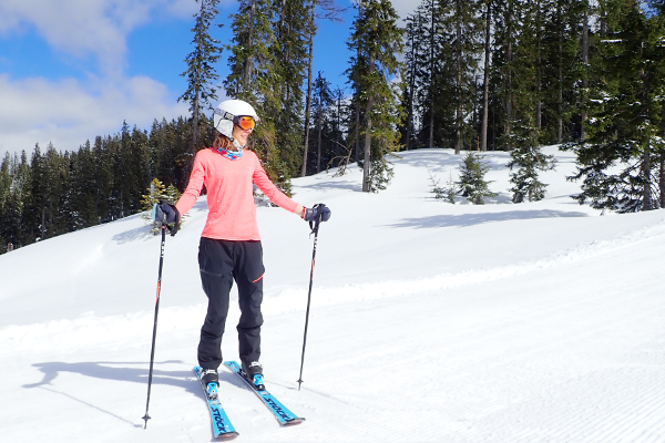 Review: ski thermoshirt Decathlon getest