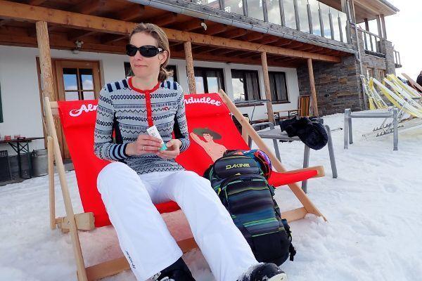 Zonnebrand op wintersport: zo zorg je voor goede bescherming