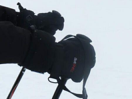 Review Reusch Conner ski handschoenen