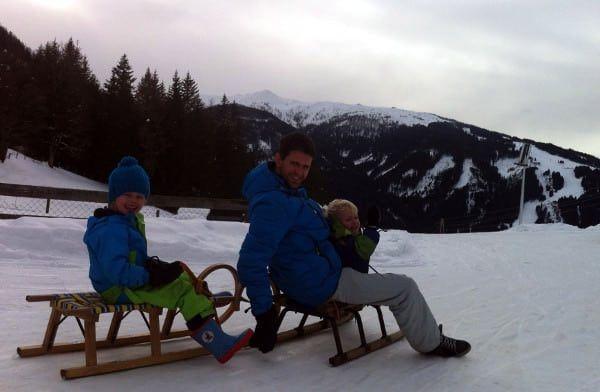 rodelen Ski Amadé