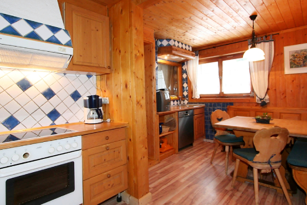 romantisch appartement in Montafon