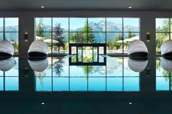 romantisch hotel met spa in tirol