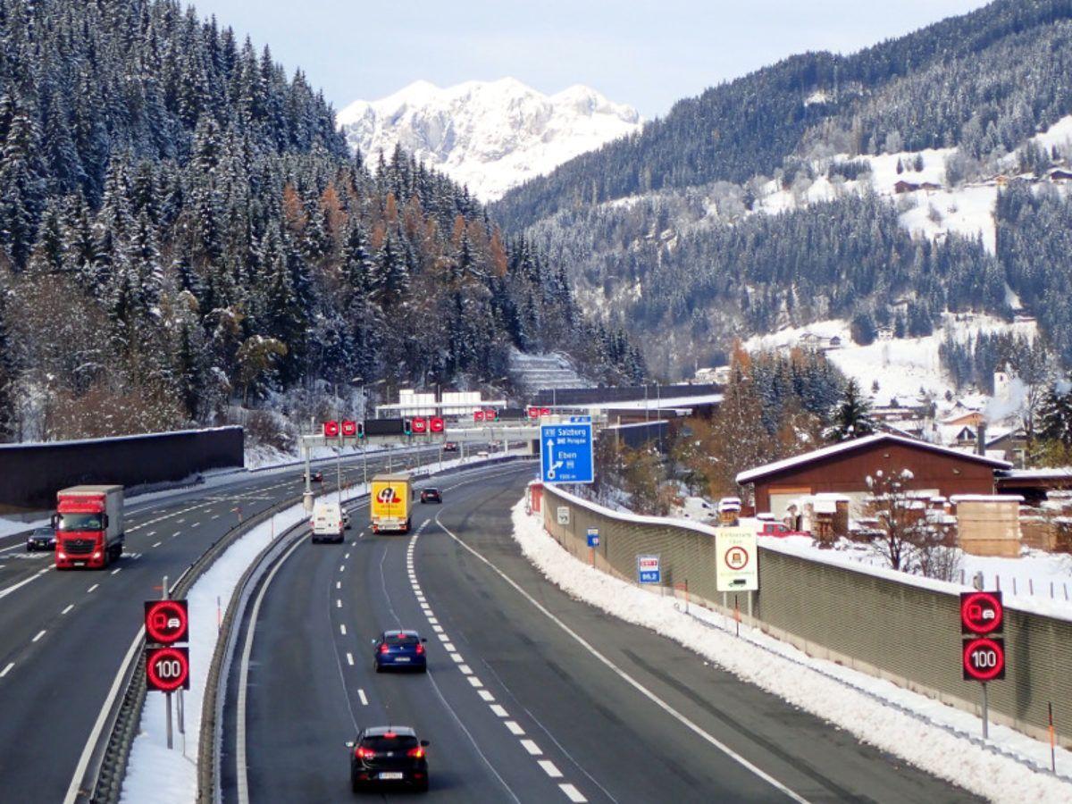 Beste Route Naar Oostenrijk Update Winter 2020