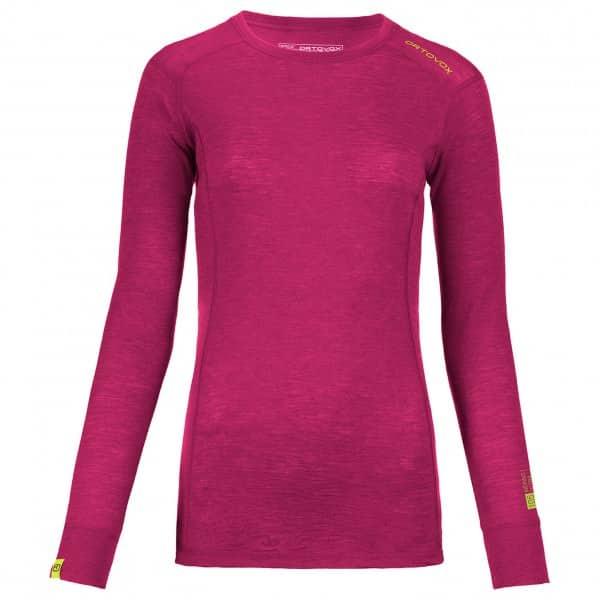 Roze thermoshirt met lange mouwen