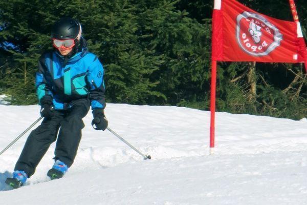 olympische sport skiën