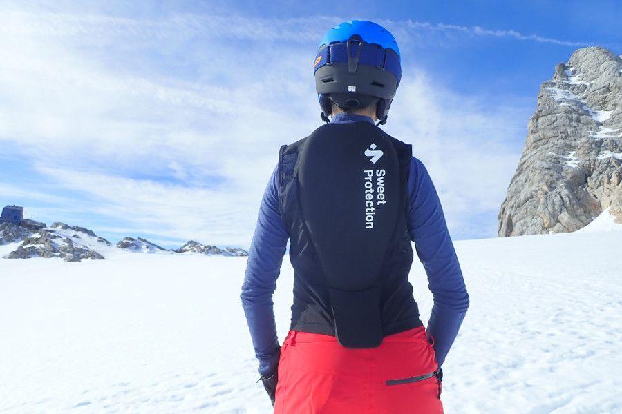 rugbeschermer ski / rugbeschermer snowboard
