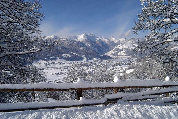 Lungau is een van de meest rustige regio's van Oostenrijk.