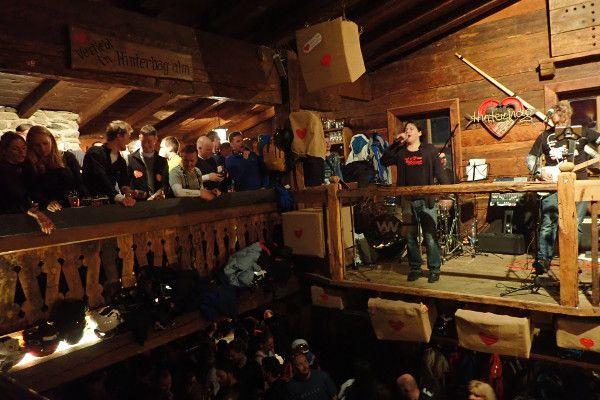 Apres ski in Saalbach