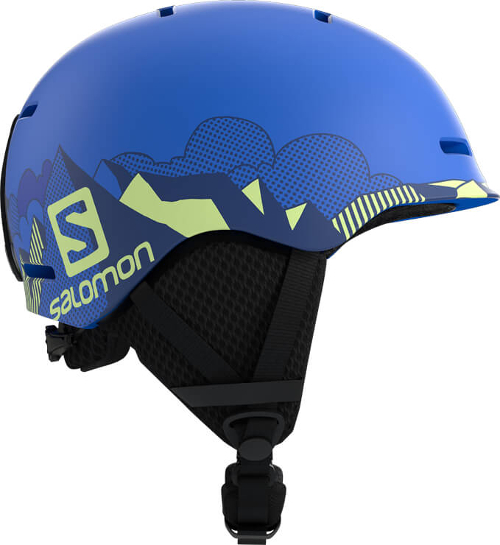 salomon kinderskihelm