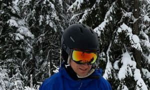 Review Salomon Icon 2C Air skihelm
