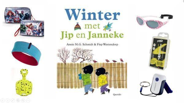 kadotip wintersport: een boek