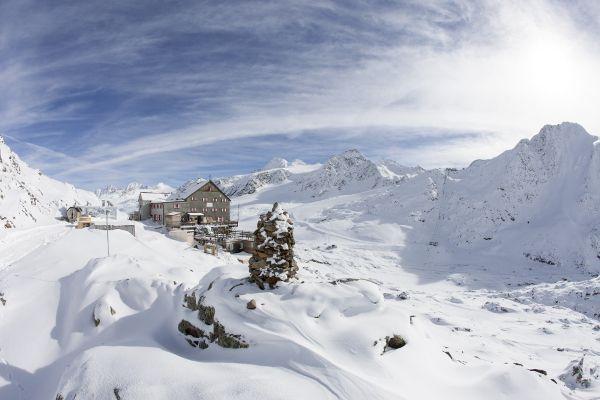 Skigebied Schnalstaler Gletsjer