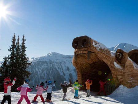 5 x kindvriendelijk skigebied in Oostenrijk