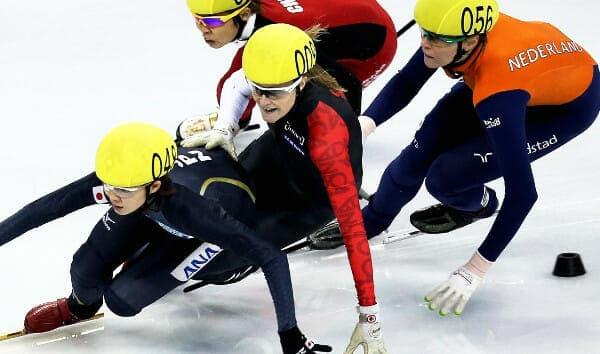 Shorttrack - Olympische Spelen programma