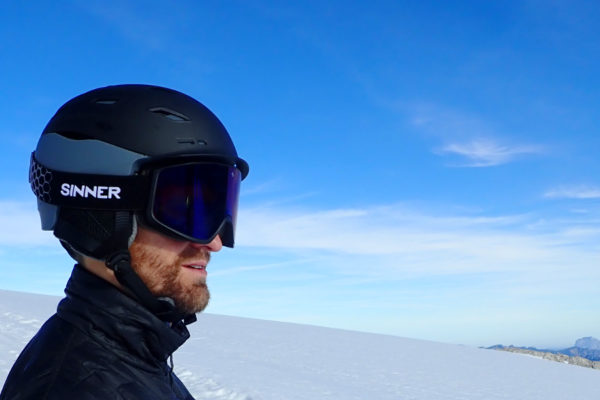 Review: skihelm Sinner Moonstone getest