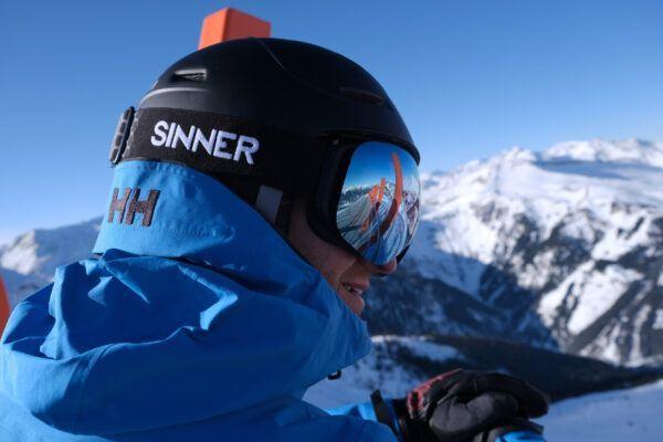 Review skibril Sinner Avon: goed zicht onder alle omstandigheden