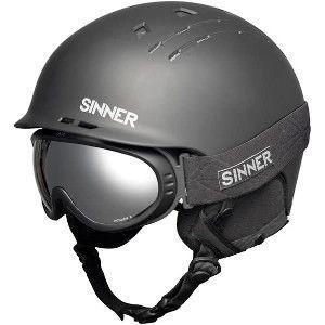 Sinner skihelm voor heren