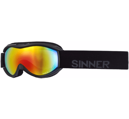Skibrill kind: Sinner Toxic S - jongens skibril