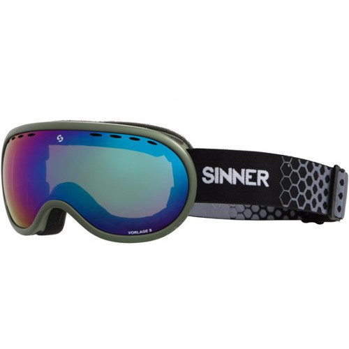 Sinner skibril kind