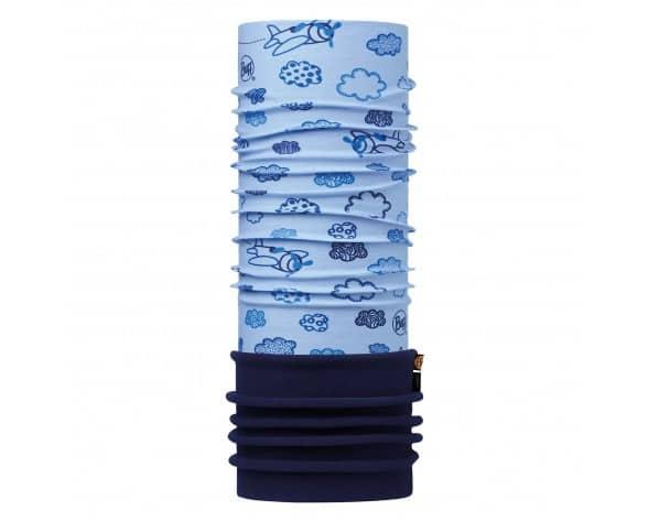 Babyblauwe sjaal