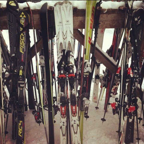 Help ik krijg mijn ski niet aan