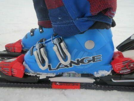 Help, mijn ski gaat niet aan!