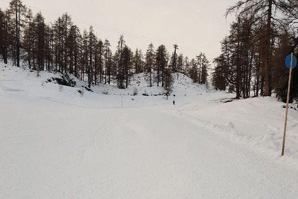 Lege piste in Zauchensee