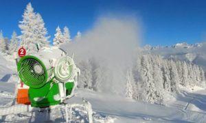 Klimaatverandering: wintersport tot 2050 gewoon mogelijk