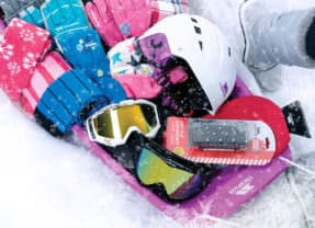 Wintersport cadeau: 8 leuke cadeau's voor wintersporters