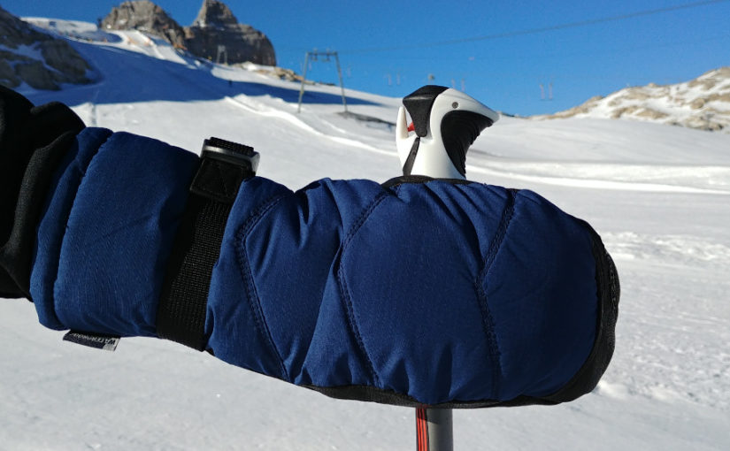 ski handschoenen