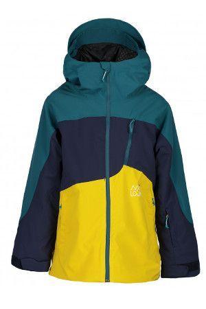 Duurzame ski jas jongens