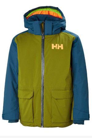 Mooie ski jas jongens helly hansen ski jas kind