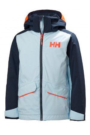 Kinder ski jas van Helly Hansen
