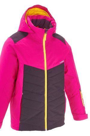 meiden ski jas decathlon