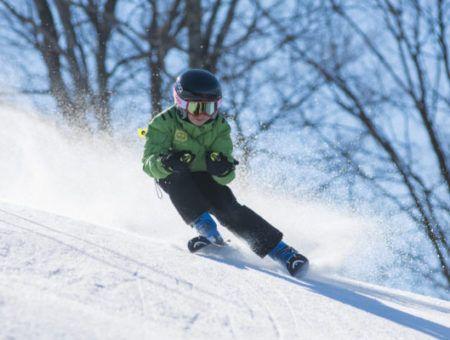 Een skibroek voor je kind