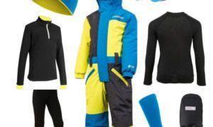 Goedkope wintersport outfit voor je kind