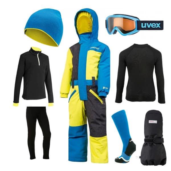 ski outffit goedkoop