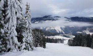 Zo veel sneeuw ligt er nu op de piste in Ski amadé – 1 dec. 2018