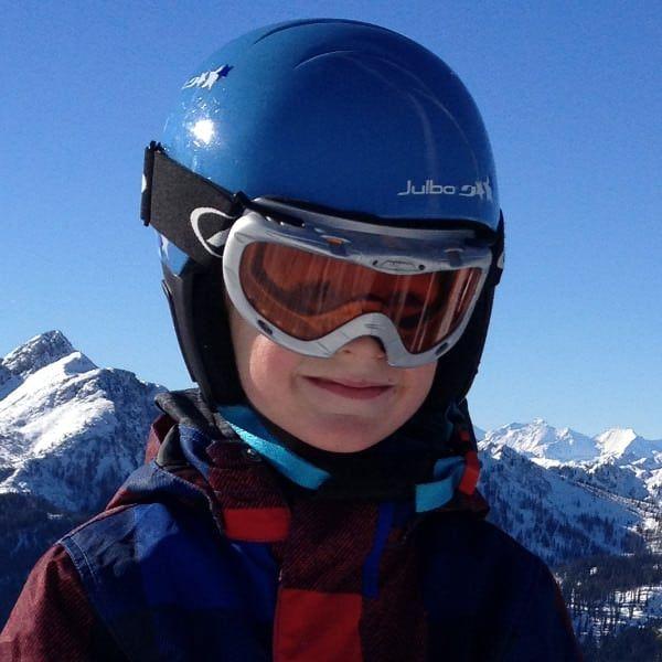 kinderskibril alpina