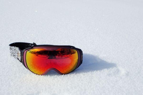 Review Julbo Luna skibril voor dames (met een smal gezicht)
