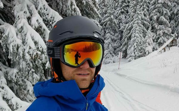 Review skibril