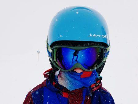 Skibril voor baby, peuter of kleuter