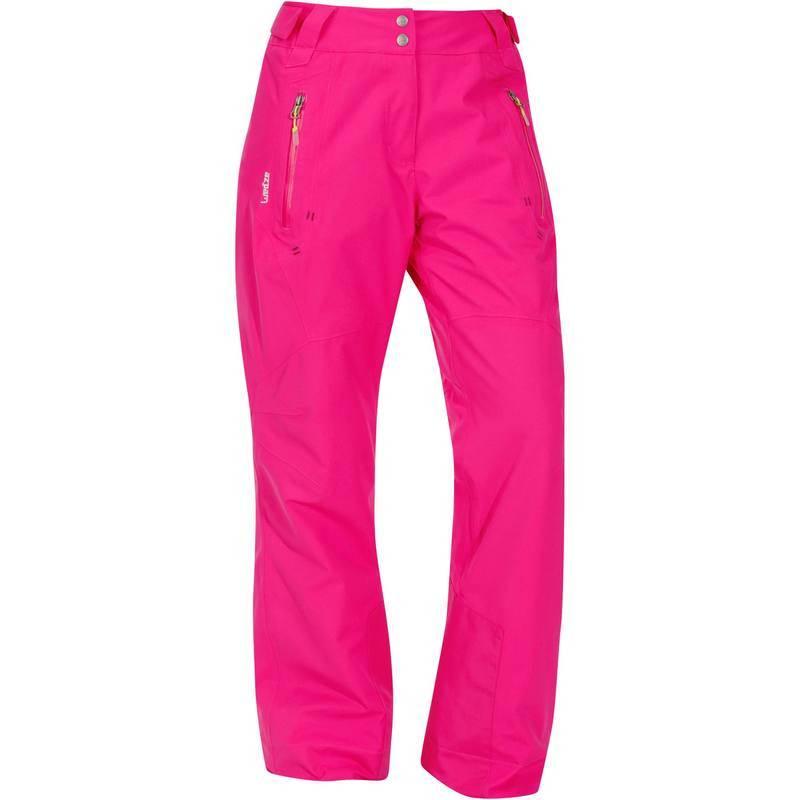 skibroek dames - roze
