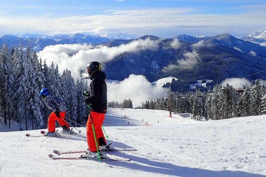 Kindvriendelijke skigebieden in Frankrijk