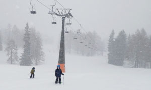 Het sneeuwt in Oostenrijk: nog 25 cm sneeuw verwacht
