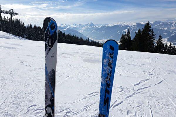 skien met pasen